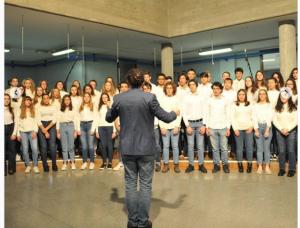 Chorus last performance